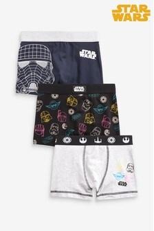 3 Pack Star Wars™ Trunks (3-12yrs)
