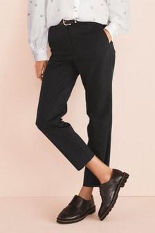 מכנסי צ'ינו עם חגורה