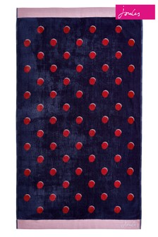 Joules Shadow Spot Beach Towel