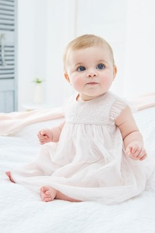 Occasion Dress (0mths-2yrs)