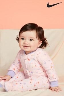 חליפת שינה מיקרופליז לתינוקות של Nike