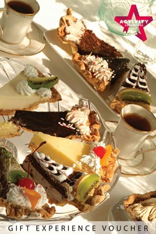 Unique Afternoon Tea Gift Experience by Activity Superstore