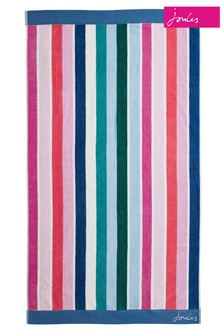 Joules Lost Garden Beach Towel