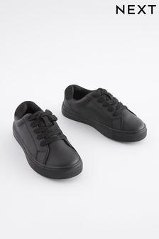 Кожаные туфли на шнуровке (Подростки)
