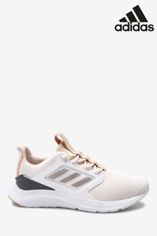 adidas Run White/Grey Falcon X Trainers