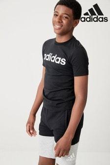 T-shirt adidas à logo et lignes