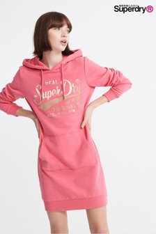 Superdry Core Graphic Sweat Dress