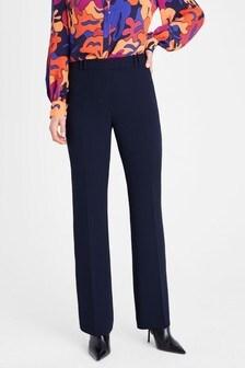 מכנסי חליפה עירונית בגזרה ישרה של Damsel In A Dress דגם Isabella