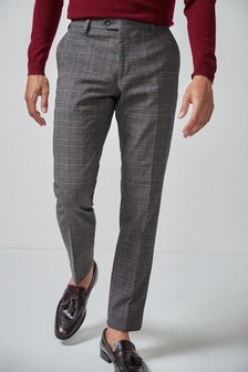 Check Suit: Trousers