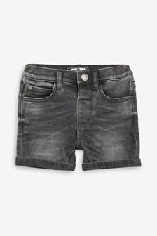 Стретчевые джинсовые шорты (3 мес.-7 лет)