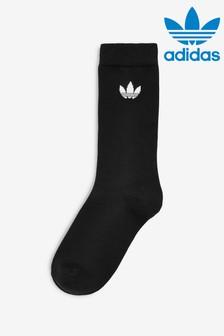عبوة 2 جورب رقيق أسود تحت الكاحل للكبار من adidas Originals