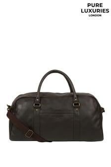 Кожаная сумка Pure Luxuries London Monty