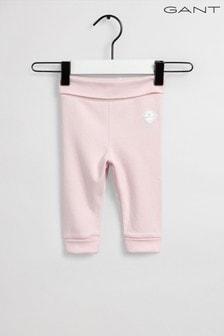 GANT Baby Lock Up Organic Cotton Pants