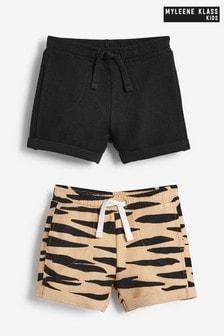 Myleene Klass Kids 2 Pack Shorts