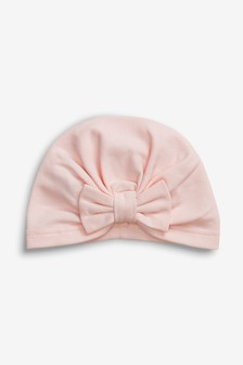 Bow Fashion Turban (0-18mths)