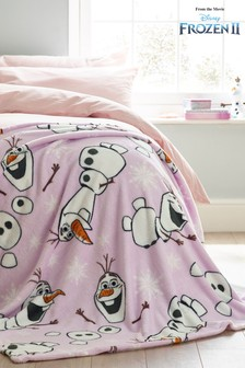 Disney™ Frozen 2 Olaf Printed Throw