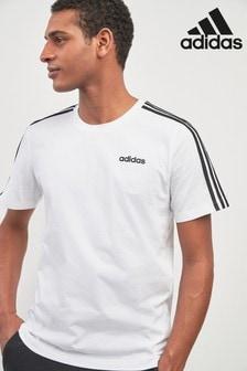 adidas 3 スリーストライプ Linear Tシャツ