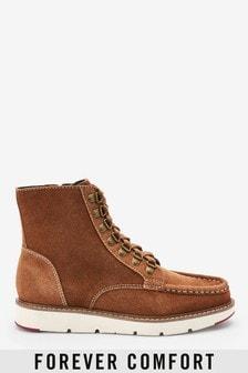 Ботинки на шнуровке Forever Comfort® Lite