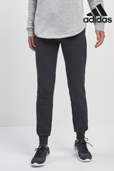 adidas Black Linear Joggers