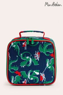 Mini Boden Navy Lunch Bag