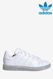 adidas Originals Glitter Stan Smith Junior Trainers