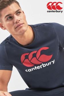 Tričko s veľkým logom Canterbury