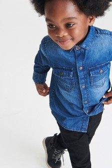 Denim Shirt (3mths-7yrs)
