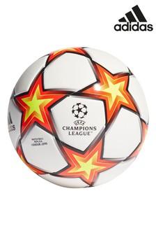adidas White Champions League Football
