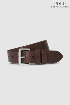 Polo Ralph Lauren Leather Jeans Belt