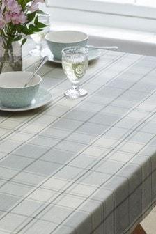 Check Tablecloth