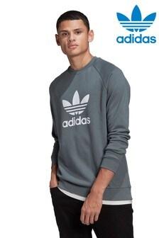adidas Originals トレフォイル スウェットトップ