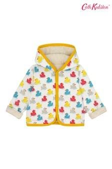 Pikowana kurtka z kapturem Cath Kidston® Baby Rubber Duck