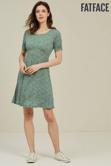 FatFace Clover Delilah Mini Ditsy Dress