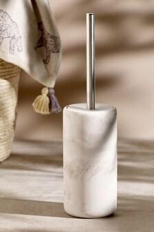 Marble Stone Effect Toilet Brush