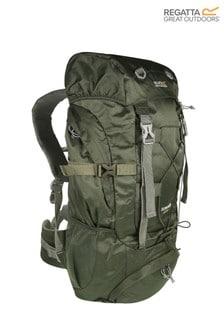 Regatta綠色Survivor Iii 65公升背包