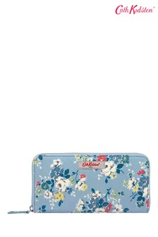 Cath Kidston® Continental Clifton Rose Zip Wallet