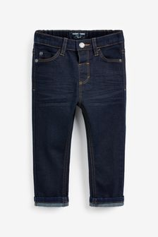 Five Pocket Jeans With Stretch (3mths-7yrs)