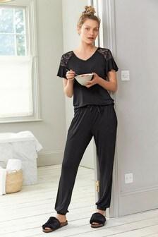 Lace Pyjamas