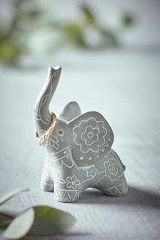 Ringhalter mit Elefanten-Design