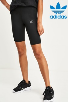 adidas Originals Black A2K Cycling Shorts