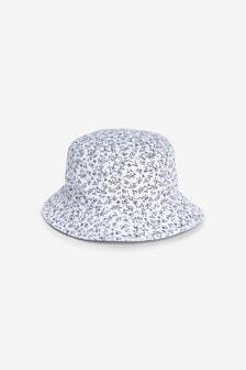 小碎花漁夫帽 (3-16歲)