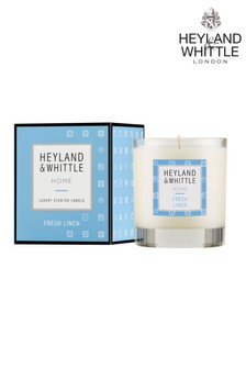 Heyland & Whittle Fresh Linen Candle
