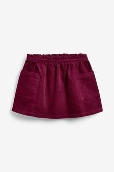 Вельветовая юбка (3 мес.-7 лет)