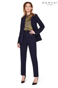 מכנסי חליפה עירונית עם אמרה של Damsel In A Dress דגם Isabella