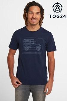 Tog 24 Blue Davenport Mens T-Shirt
