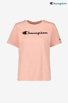 Champion T-shirt met logo