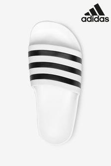 כפכף של adidas, מדגם Adilette בצבע אקווה