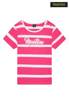 Nautica Competition Pink Carrie T-Shirt