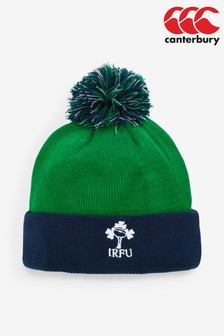 Canterbury Ireland Rugby Bobble Hat