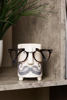 Novelty Glasses Pot